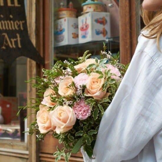 Ode a la Rose Flower Shop New York City