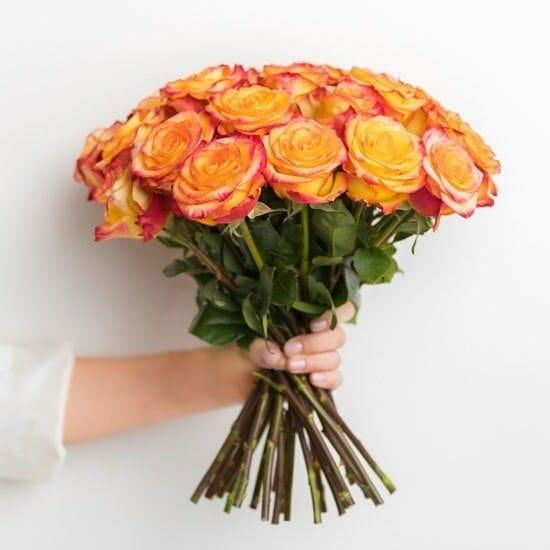 Ode à la Rose flower delivery New York City
