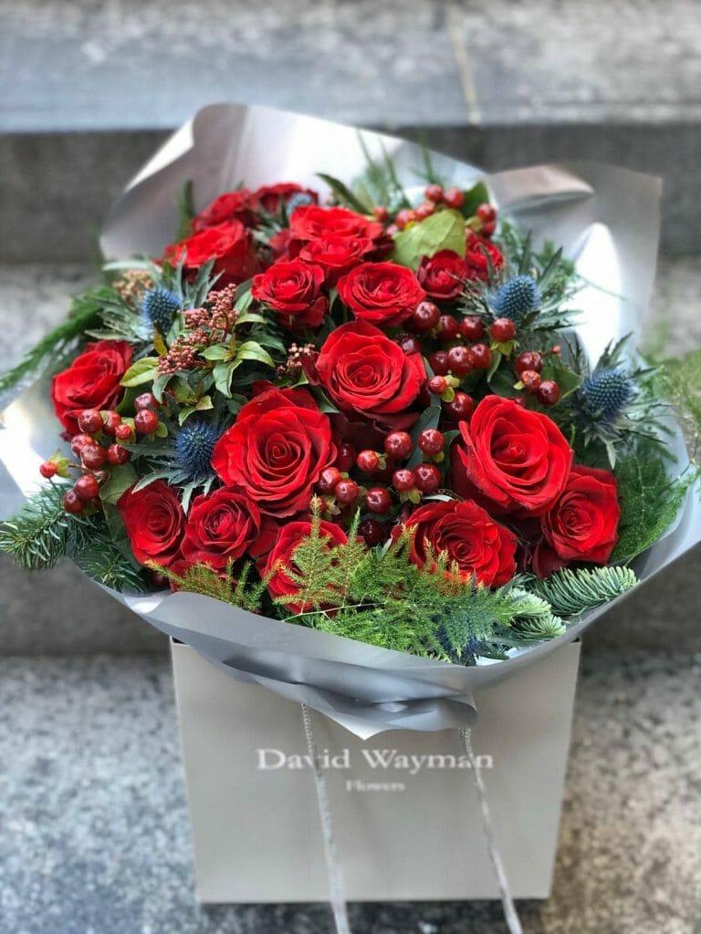 Dave Wayman Flowers Manchester