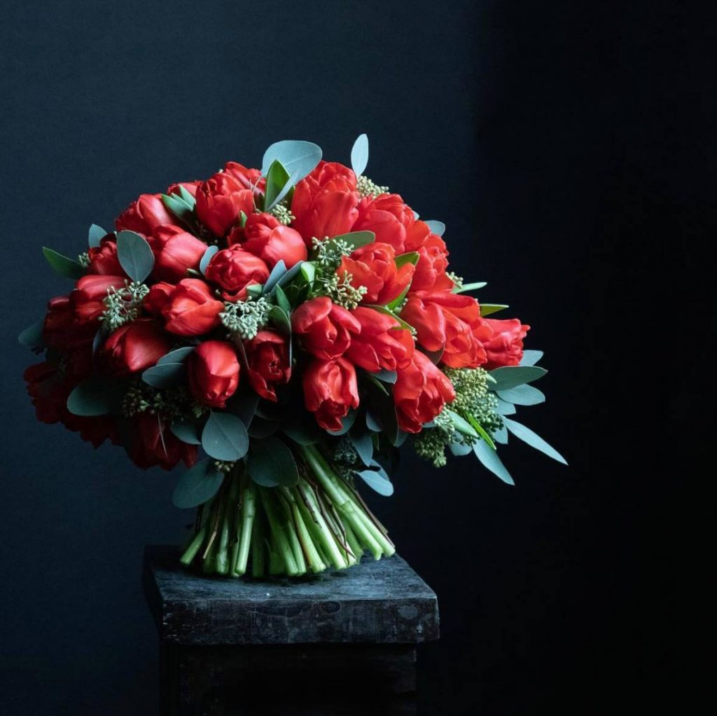 McQueens Rose Delivery London