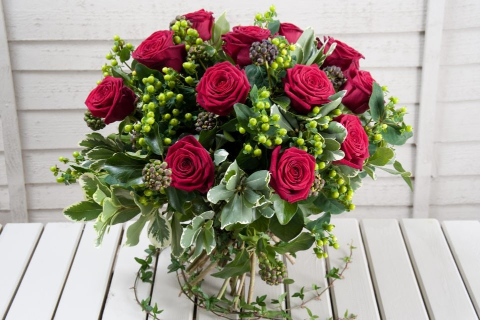 Paul Thomas Flowers Delivery London