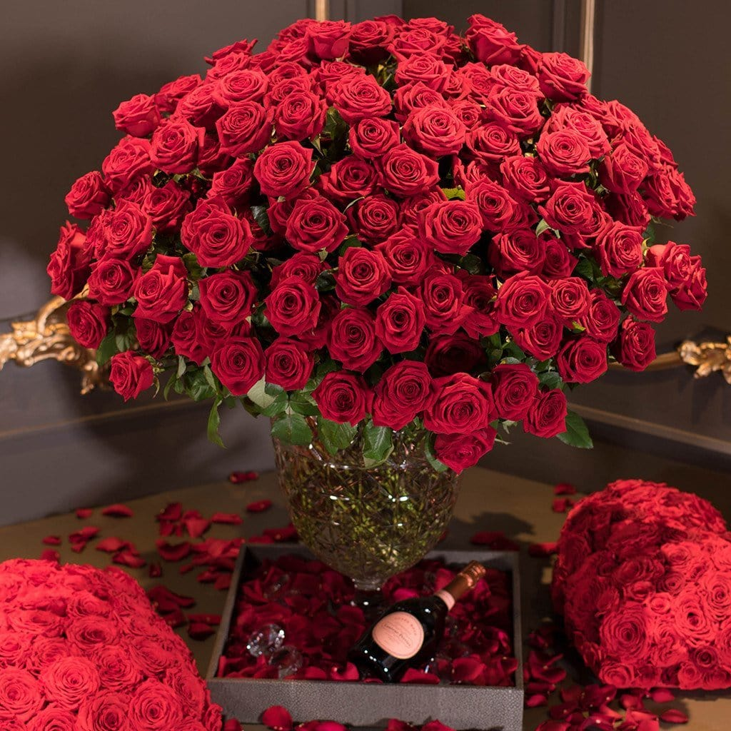 Pulbrook & Gould Rose Delivery London