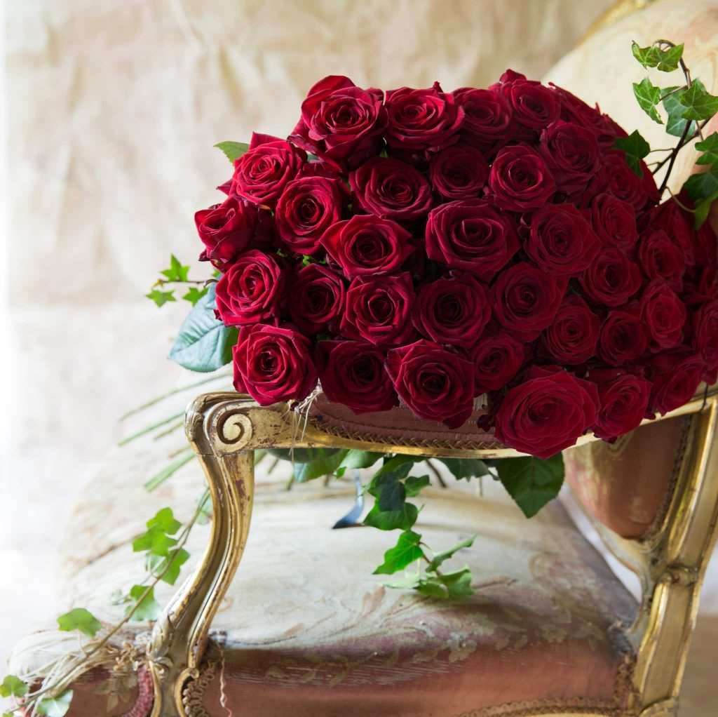 Wild Things of Mayfair Rose Delivery London