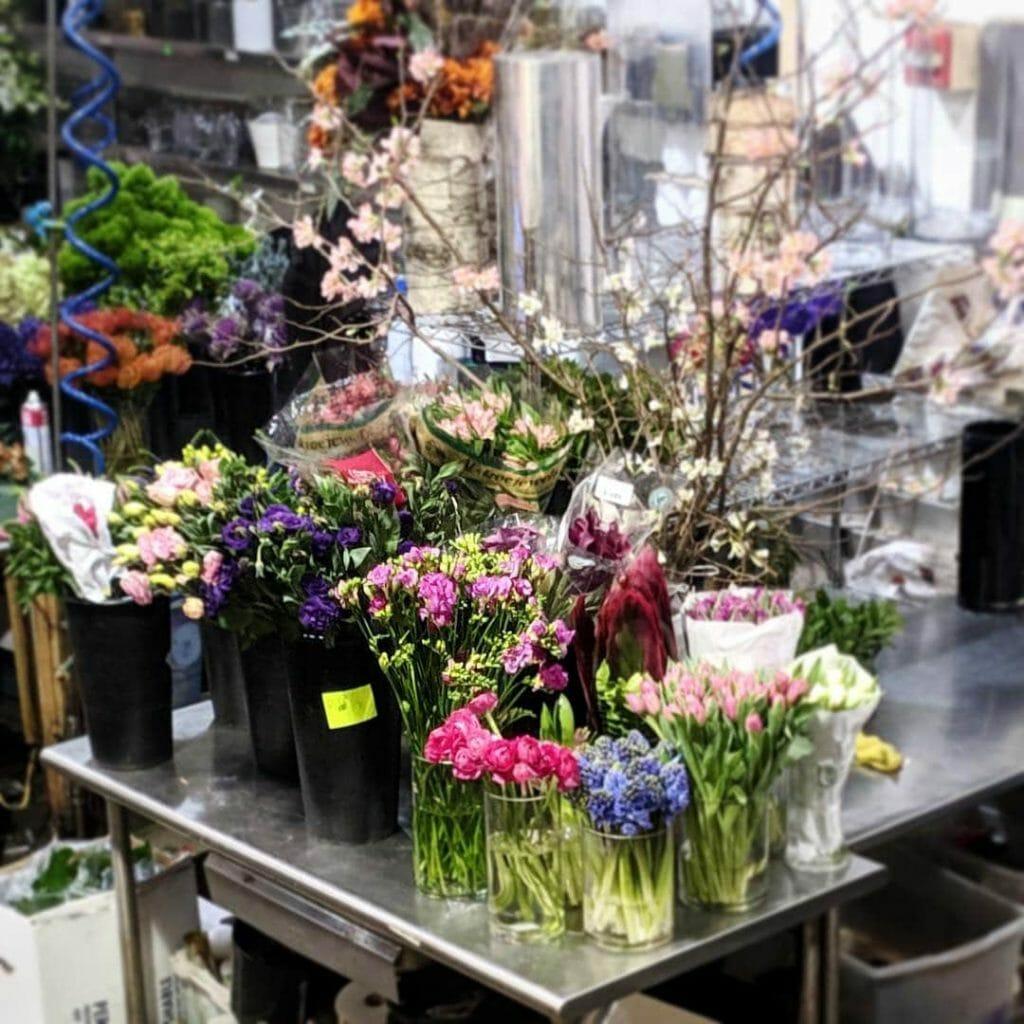 Big Apple Florist New York City Flower Shop