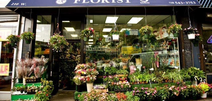 Columbia Florist New York City