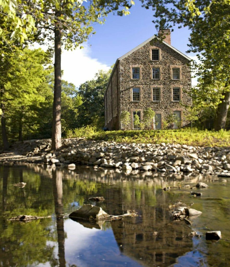New York Botanical Garden Stone Mill
