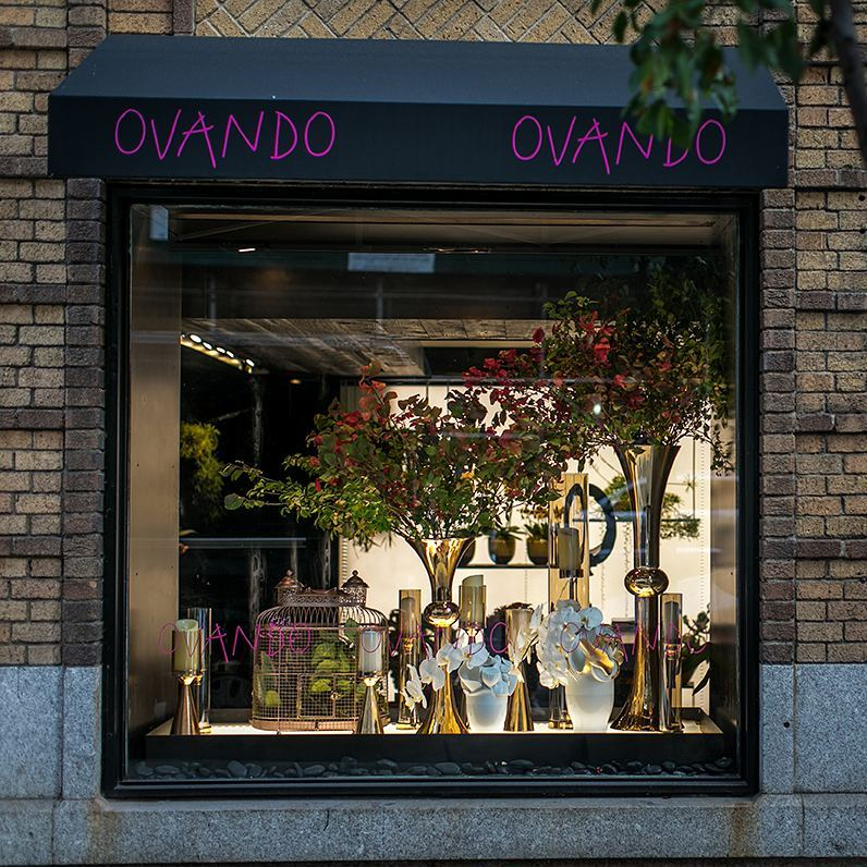 Ovando botanical studio New York City