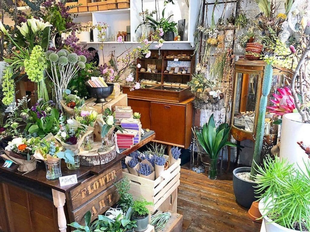 Saffron Brooklyn New York City Flower Shop
