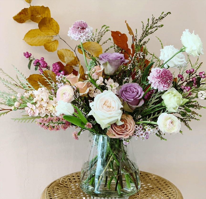 House of Lilac flower delivery Miami