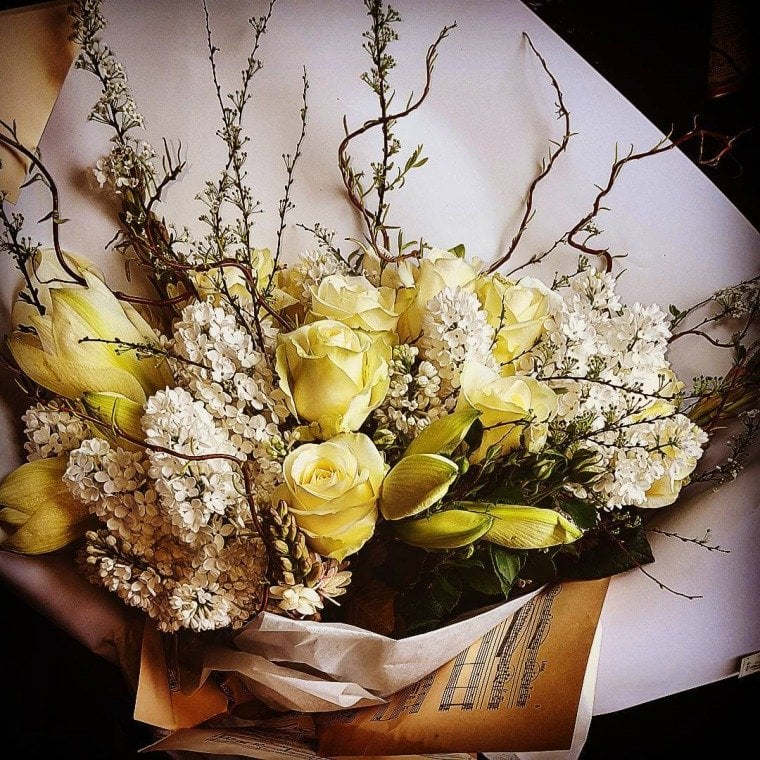 Arom Paris flower delivery