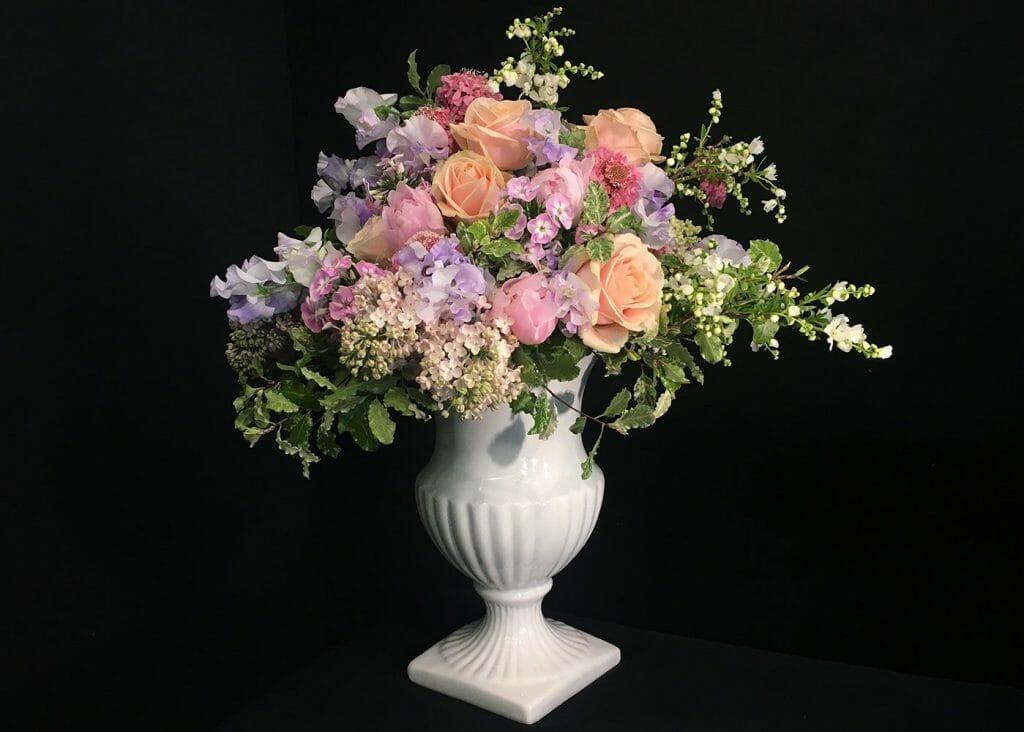 Fleurs de Prestige Flower Delivery to Paris, France