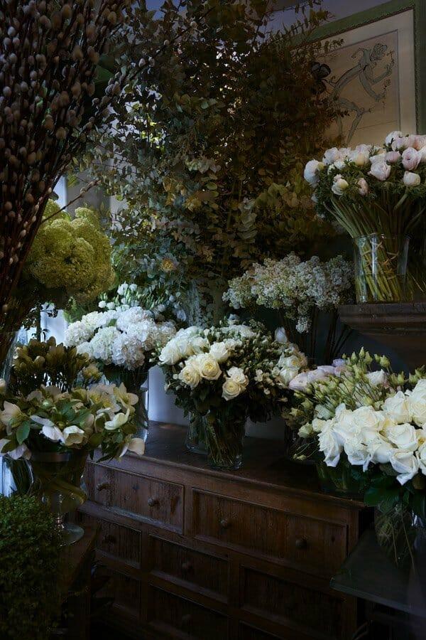 Gilles Pothier Paris Flower Delivery