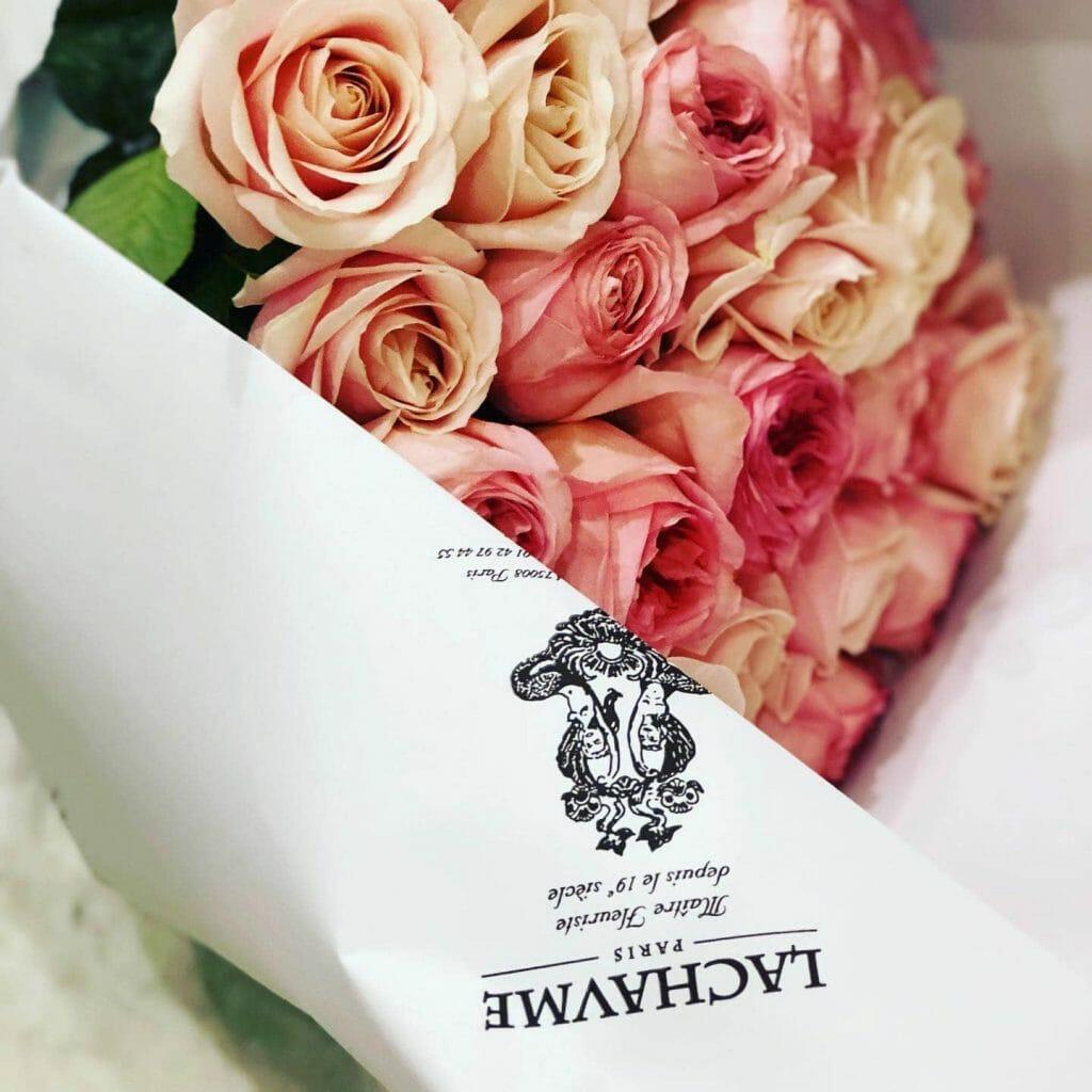 Maison La Chaume Paris Flower Delivery