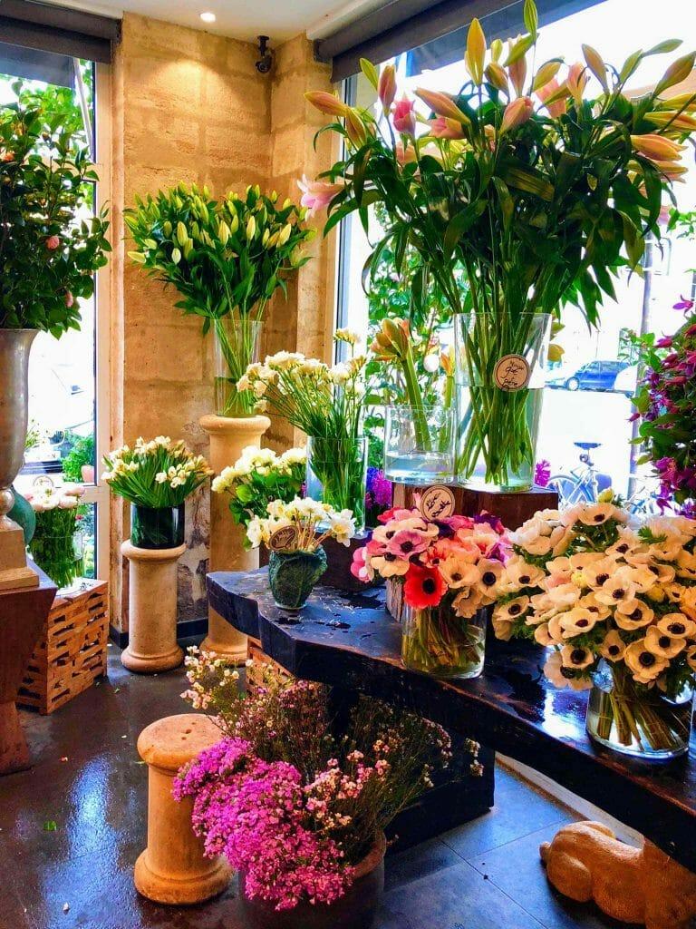 Moulie Fleurs Paris Flower Delivery
