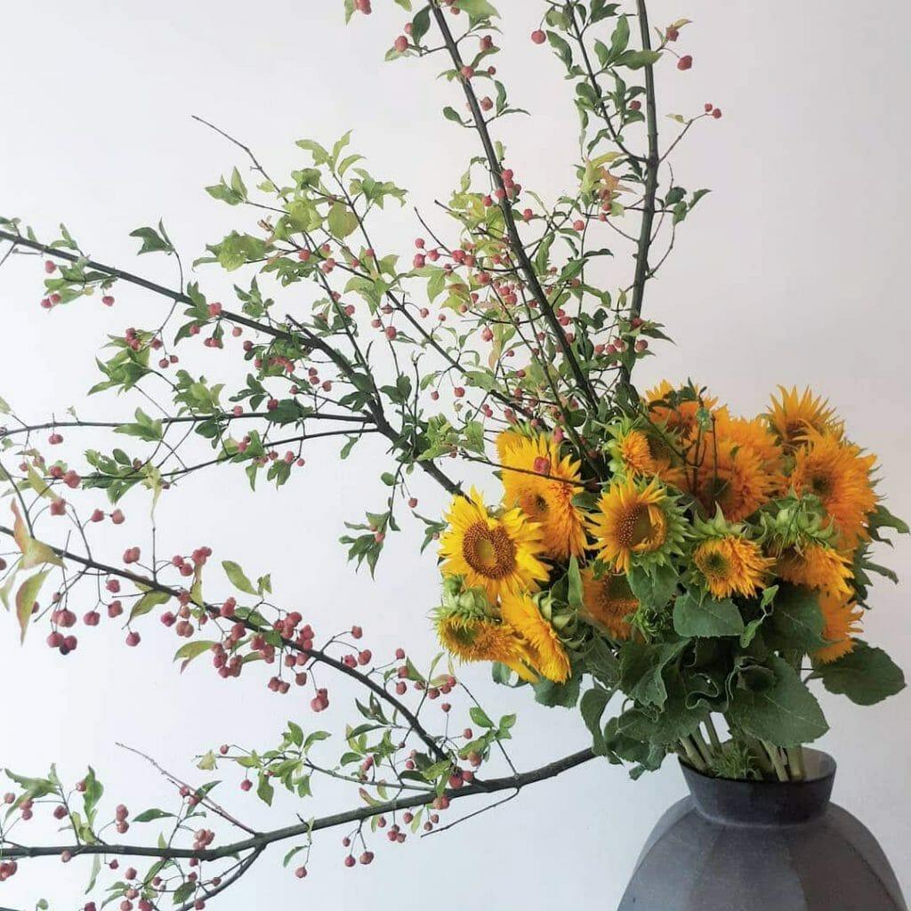 Rosebud Fleuristes flower delivery to Paris, France