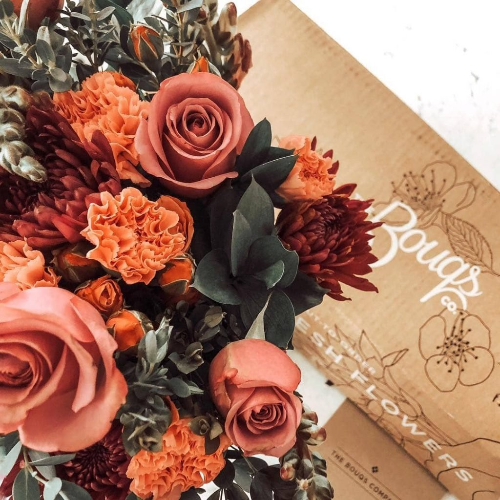 The Bouqs Flowers Subscription