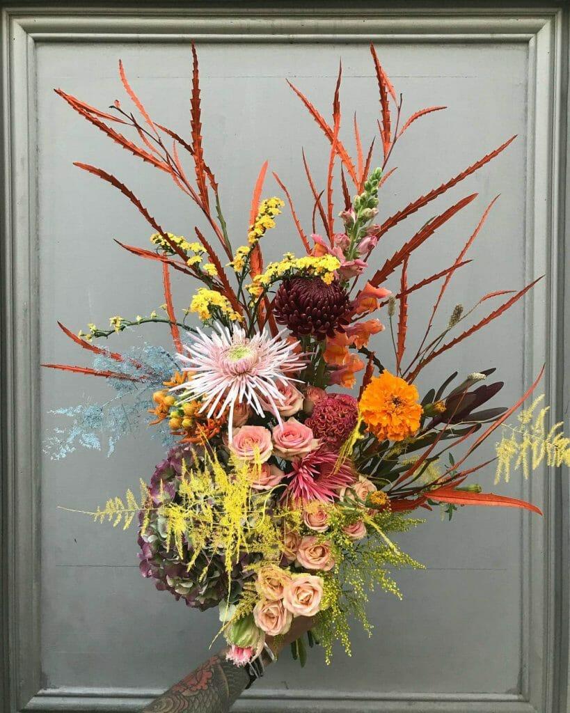 Thierry Féret flower delivery Paris