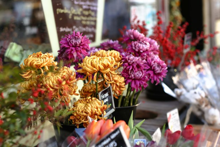 Farmers Markets in NYC For Flowers