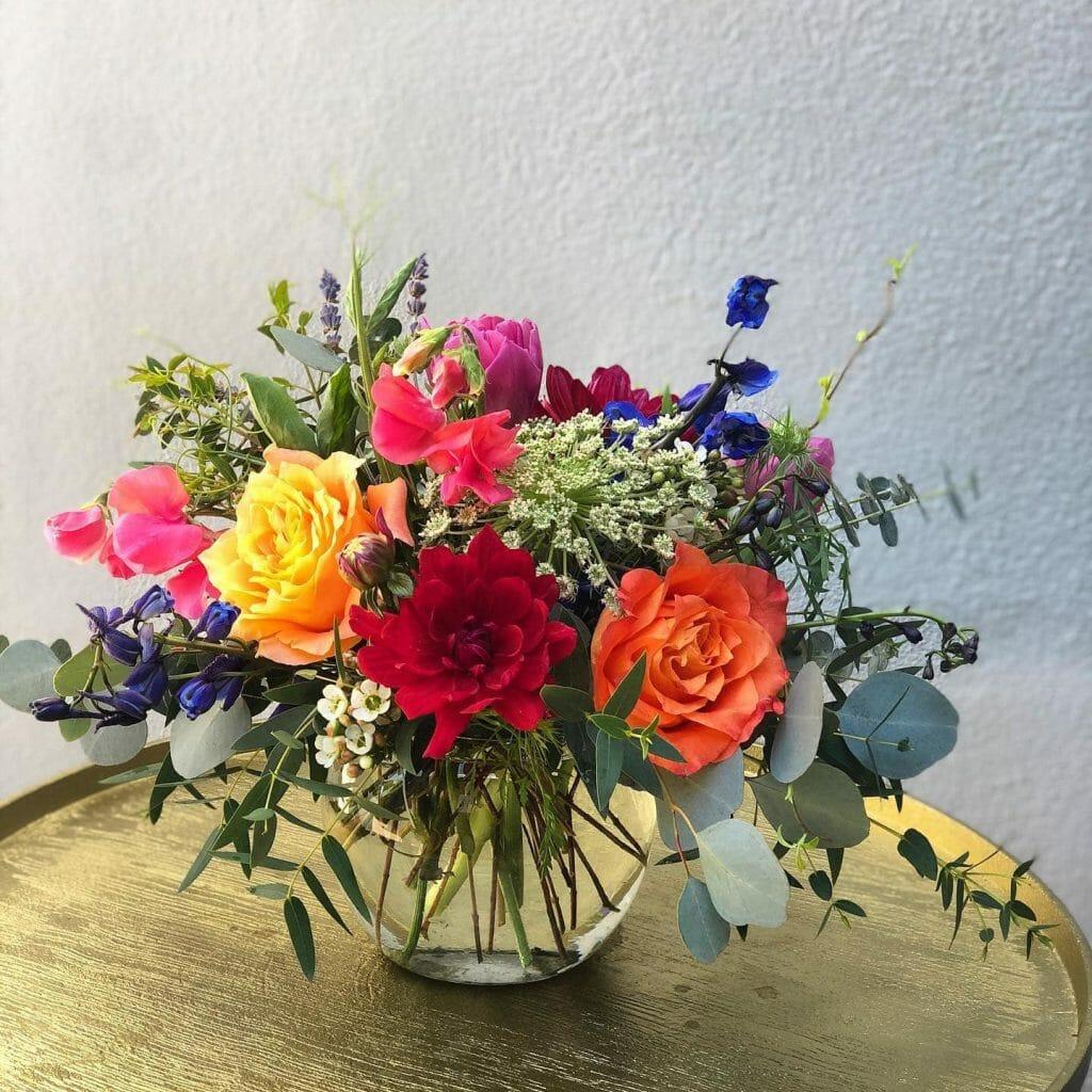 Petal Ink flower delivery in Austin