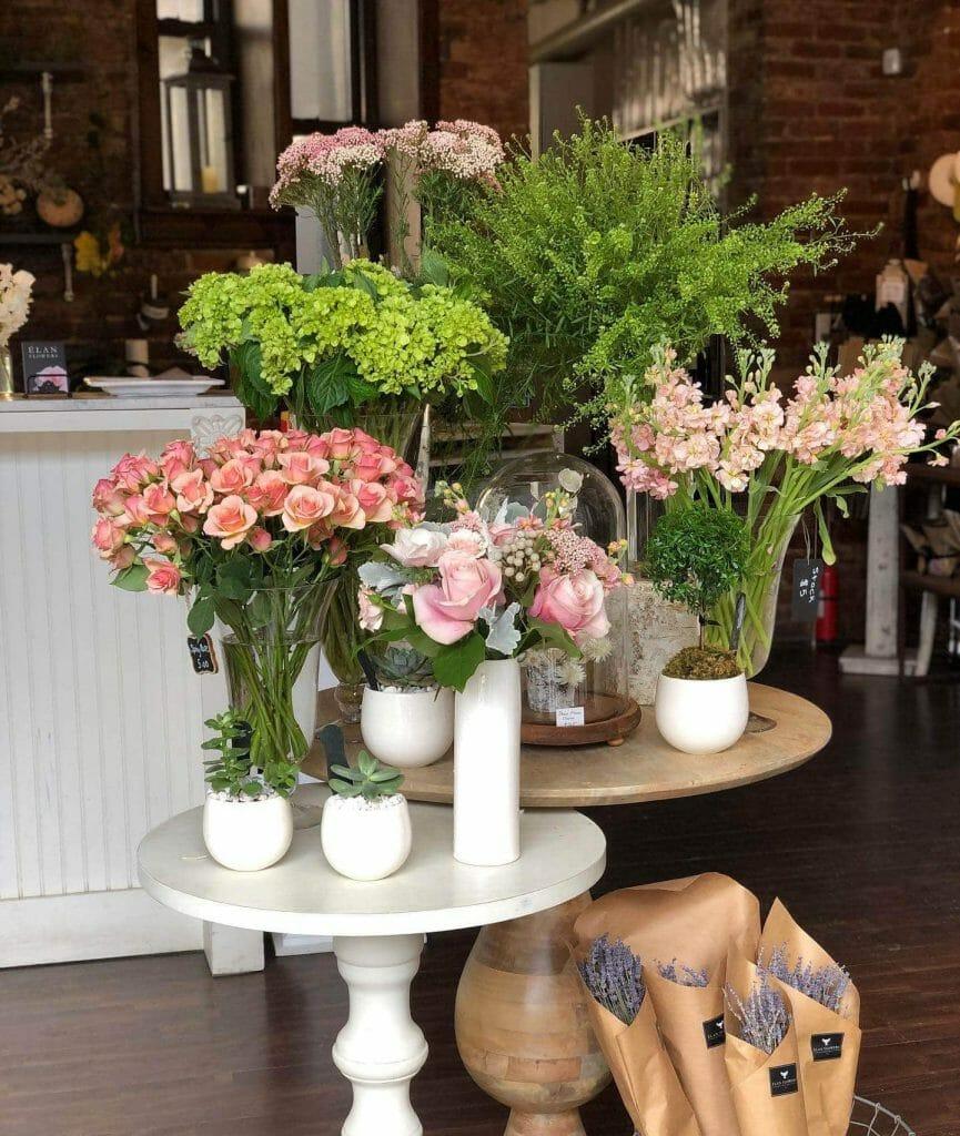 Elan Flowers NYC Florist
