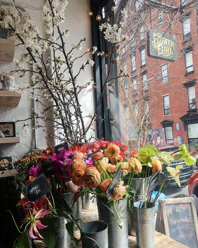 Flower Girl NYC Flower Shop
