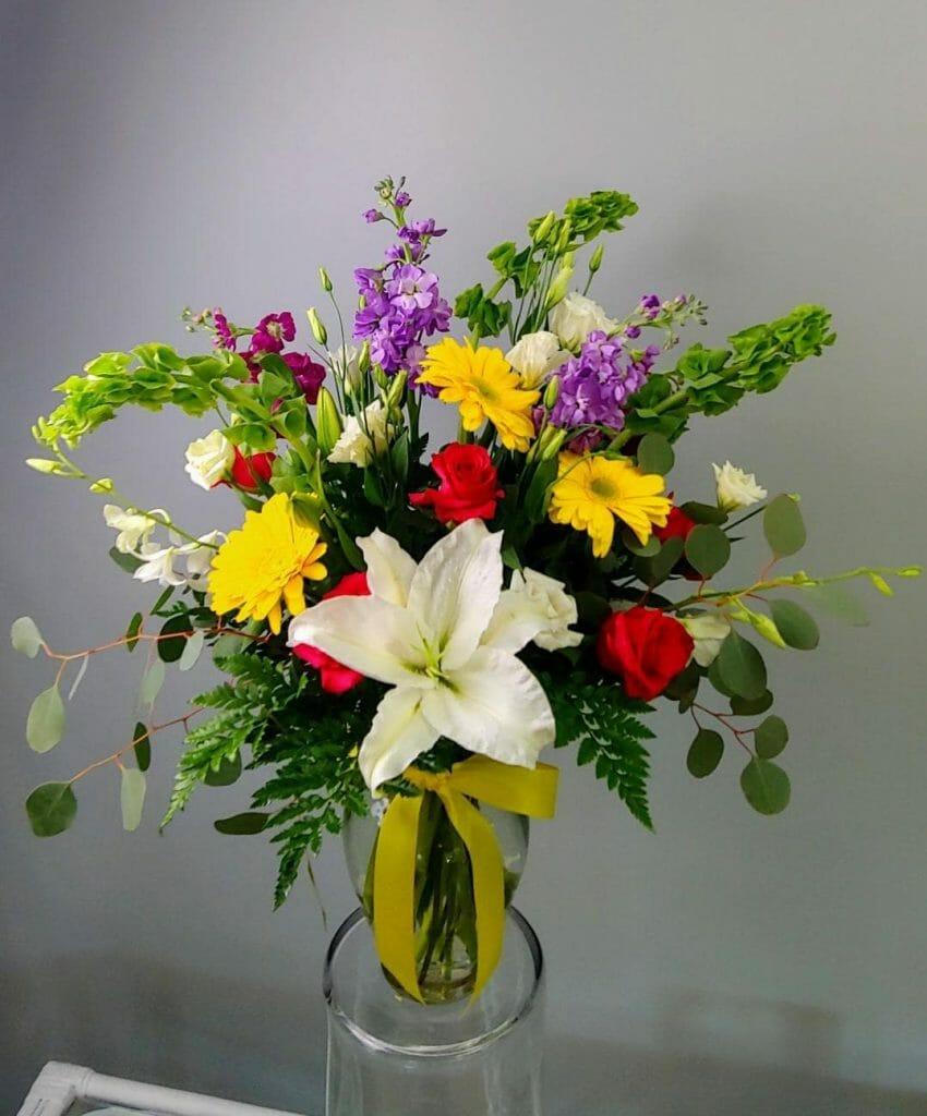Lou's Florist Flower Delivery St. Petersburg Florida