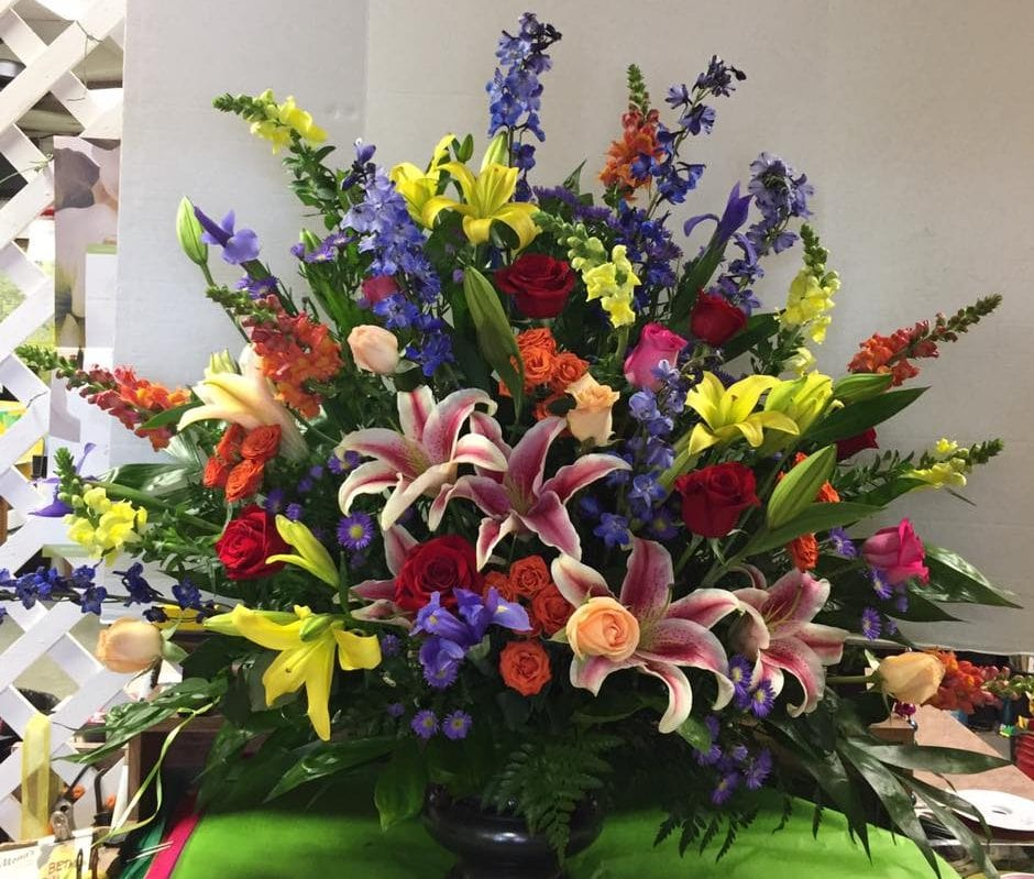 Mona's Floral Creations Tampa Bay Flower Delivery
