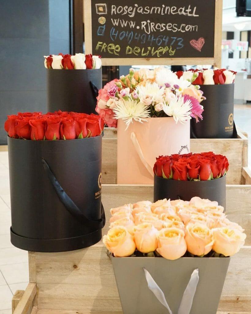 Rose Jasmine Flower Delivery in Atlanta
