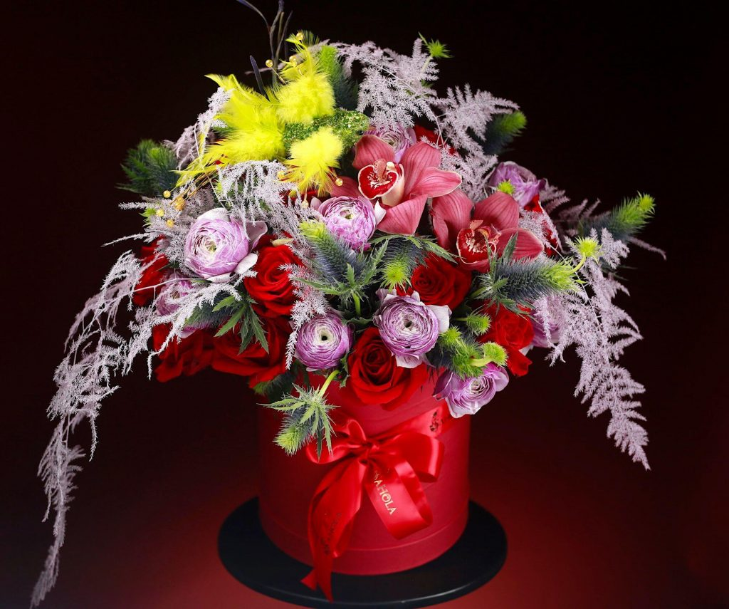 Sahola Floral Fashion Boutique Same Day Manhattan Flower Delivery