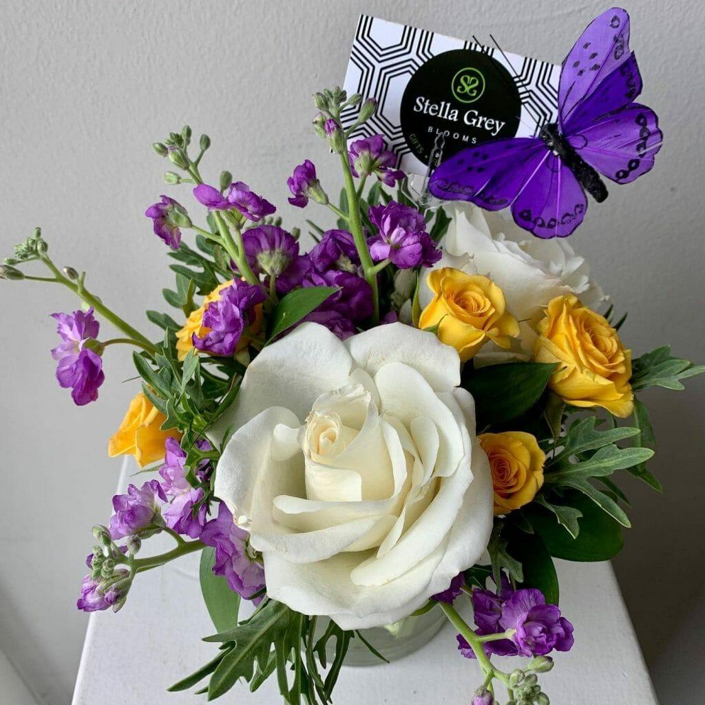 Stella Grey Blooms Chicago Flower Delivery