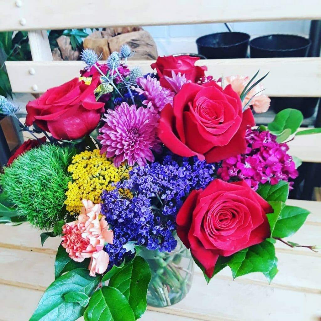 Tea Rose Flower Shop Chicago