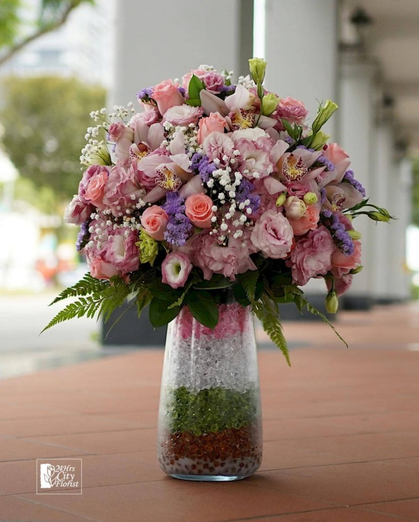 24 Hrs City Florist in Singapore