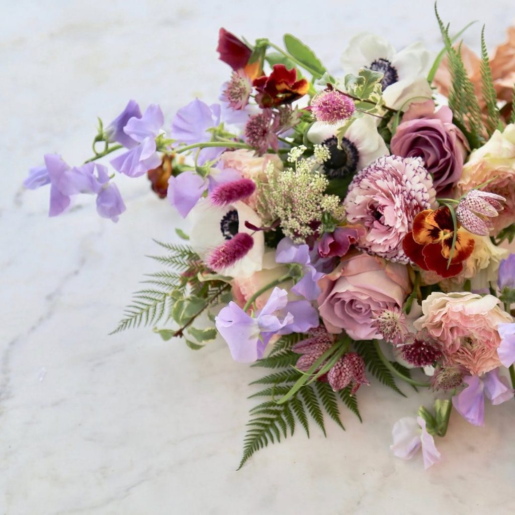 Adore Floral Peony Flower Delivery in NYC