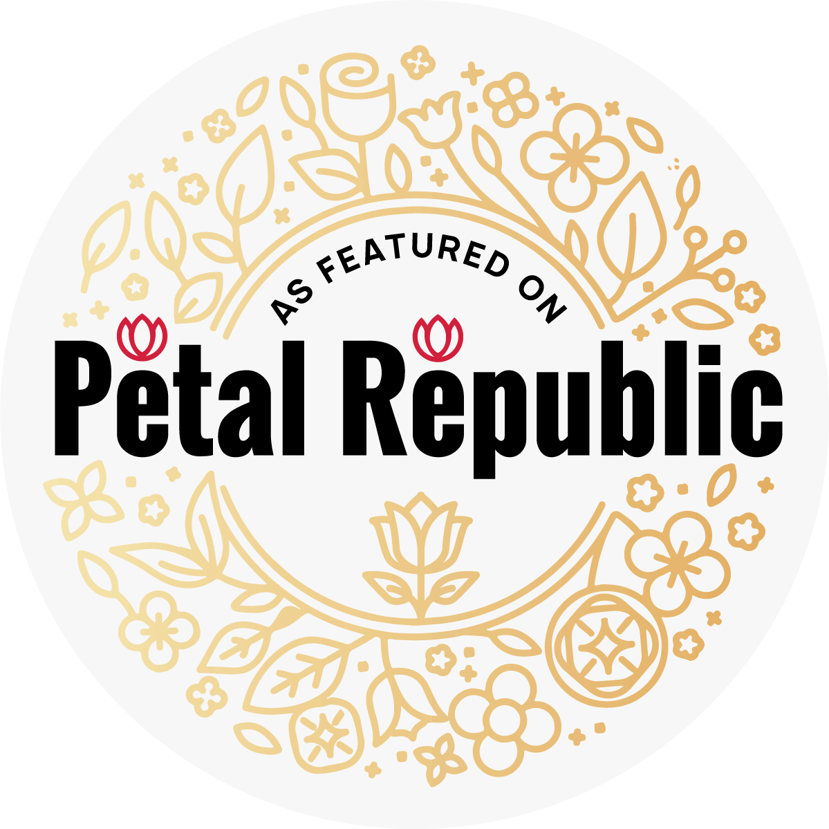 As Featured on Petal Republic