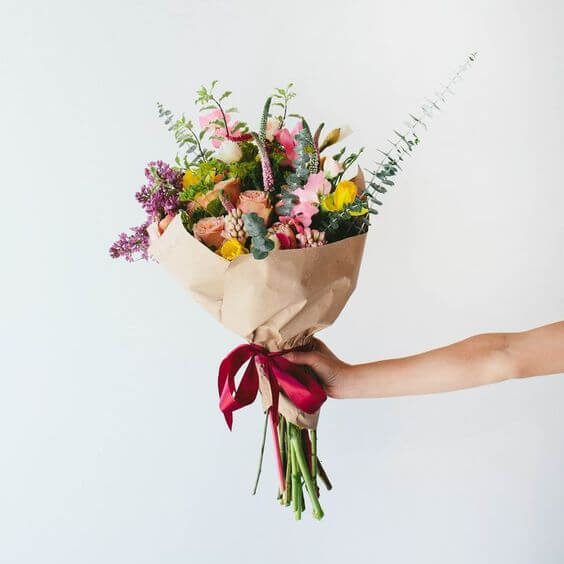 Beach Plum Foral Flower Delivery in Boston, MA