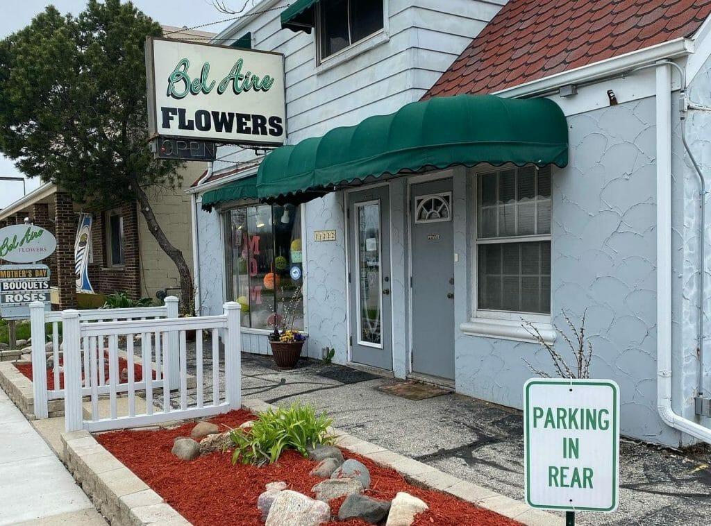 Bel Aire Flowers Milwaukee