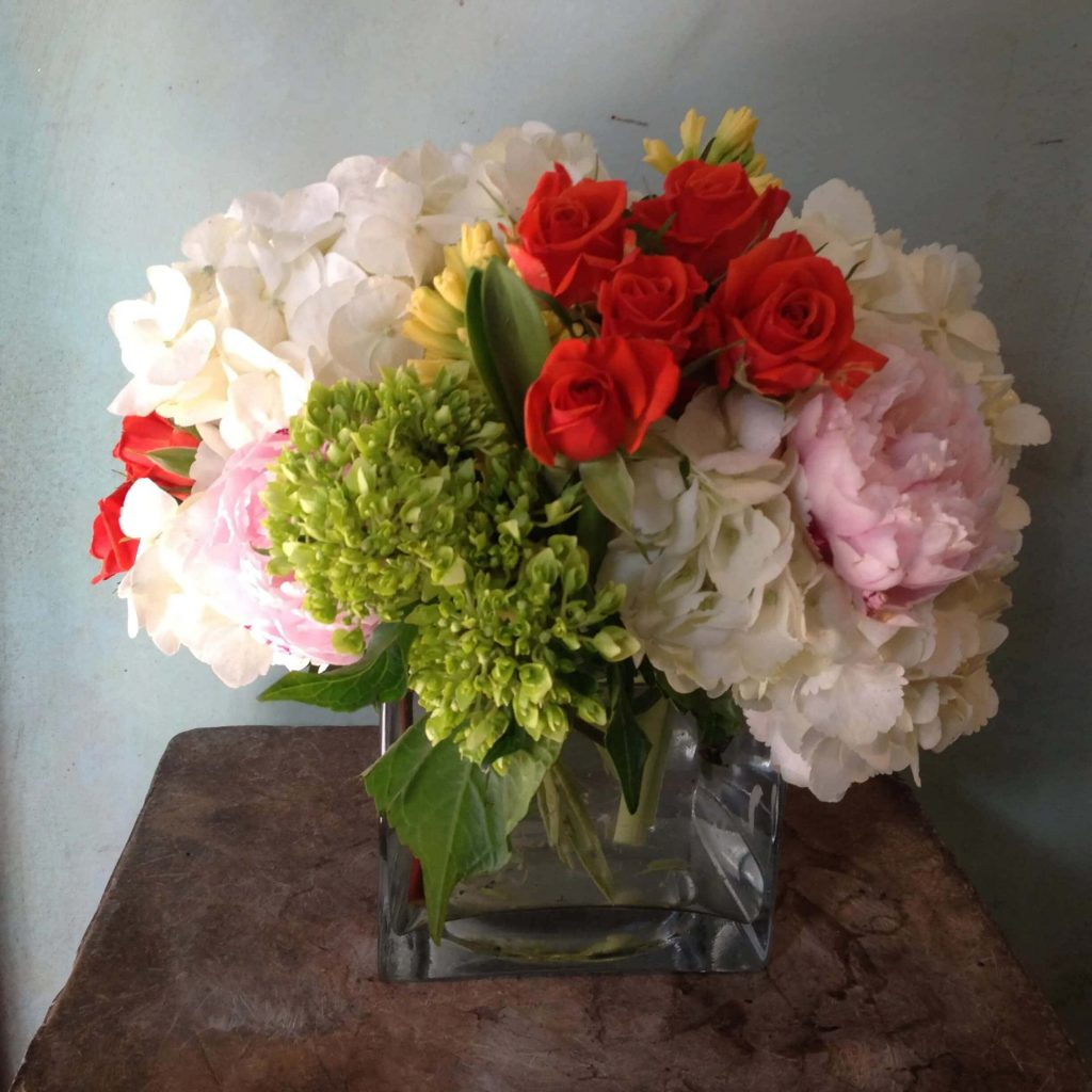 Blue-Water-Flowers-Peony-Florist-in-NYC