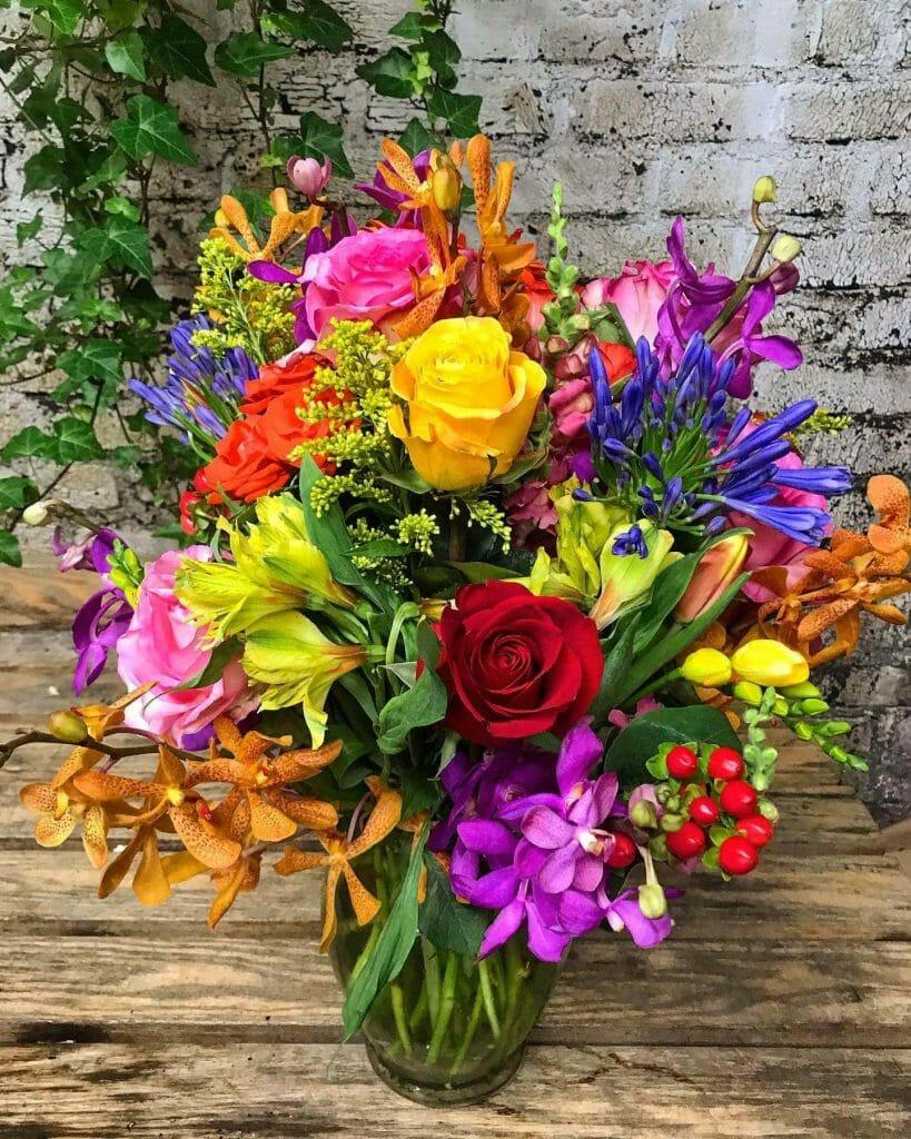 Brattle Square Florist in Boston, MA