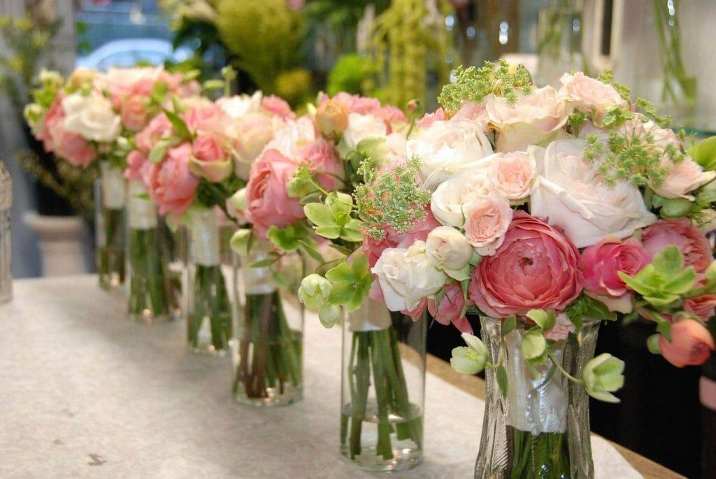 Chaba Florist Floral Studio in Boston