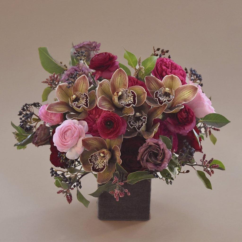 Designs by Ahn Floral Design Studio in Manhattan