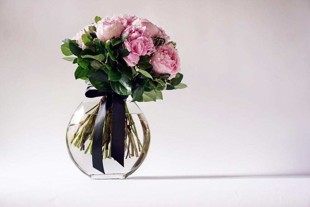 Elan Flowers Peony Perfection NYC