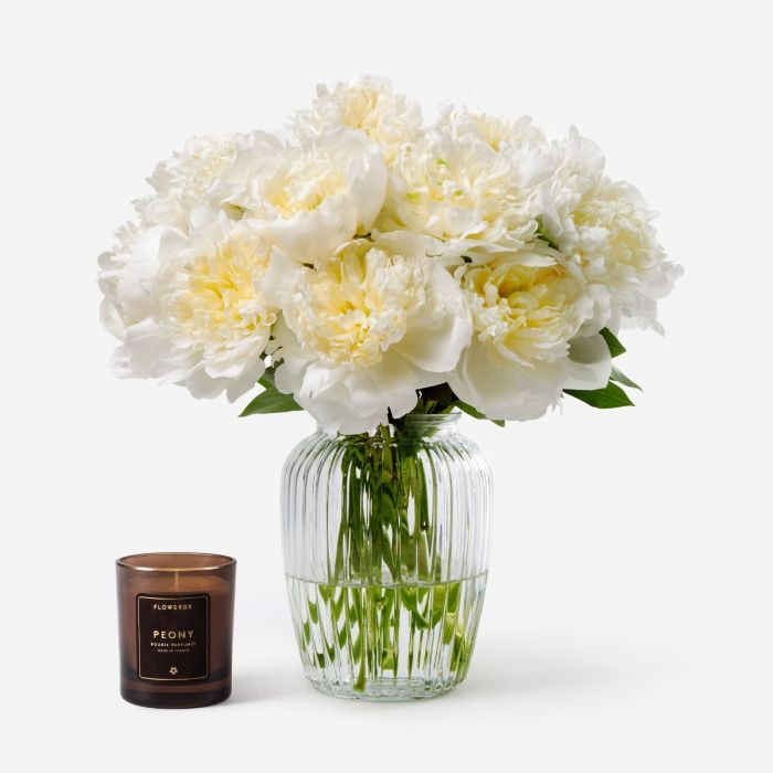 FLOWERBX Peony Flower Delivery in New York City
