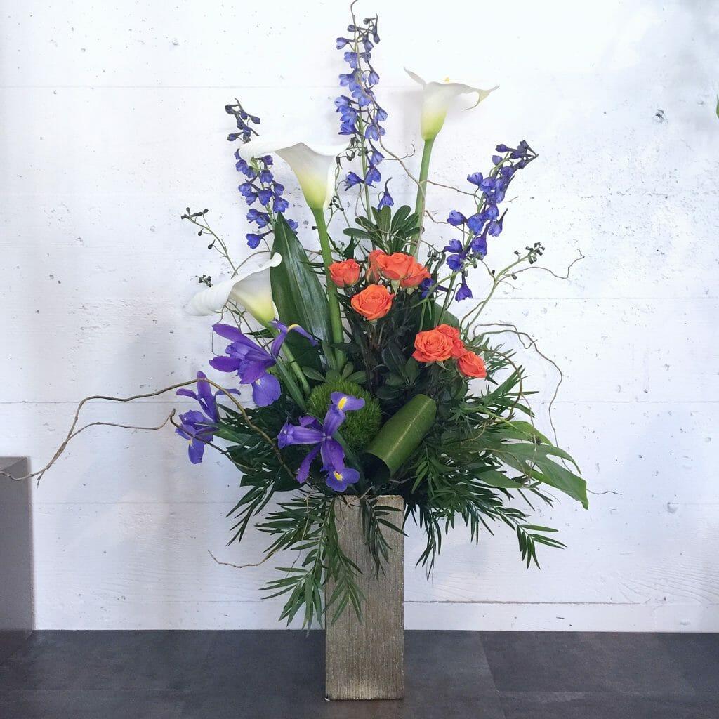 Floral Sunshine Flower Delivery in Portland, Oregon