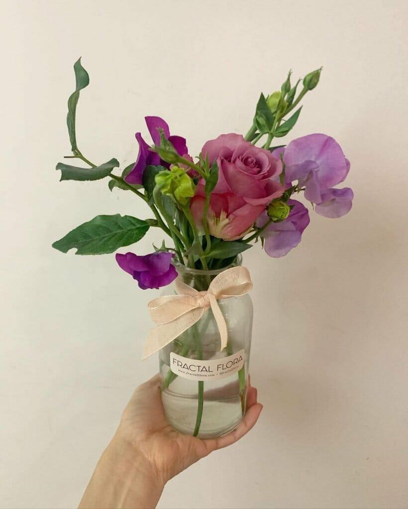 Fractal Flora San Jose Flowery Delivery