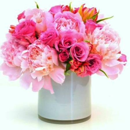 Gabriela Wakeham Floral Design Peonies Delivery in New York City