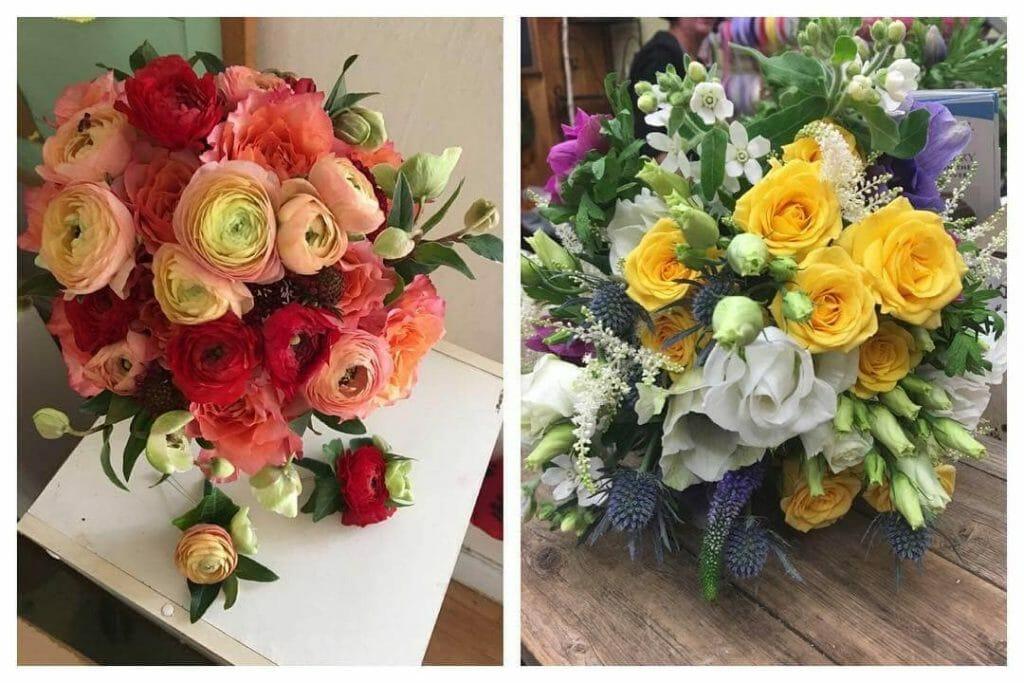 Hallie's Garden Floral Design Studio in Boston
