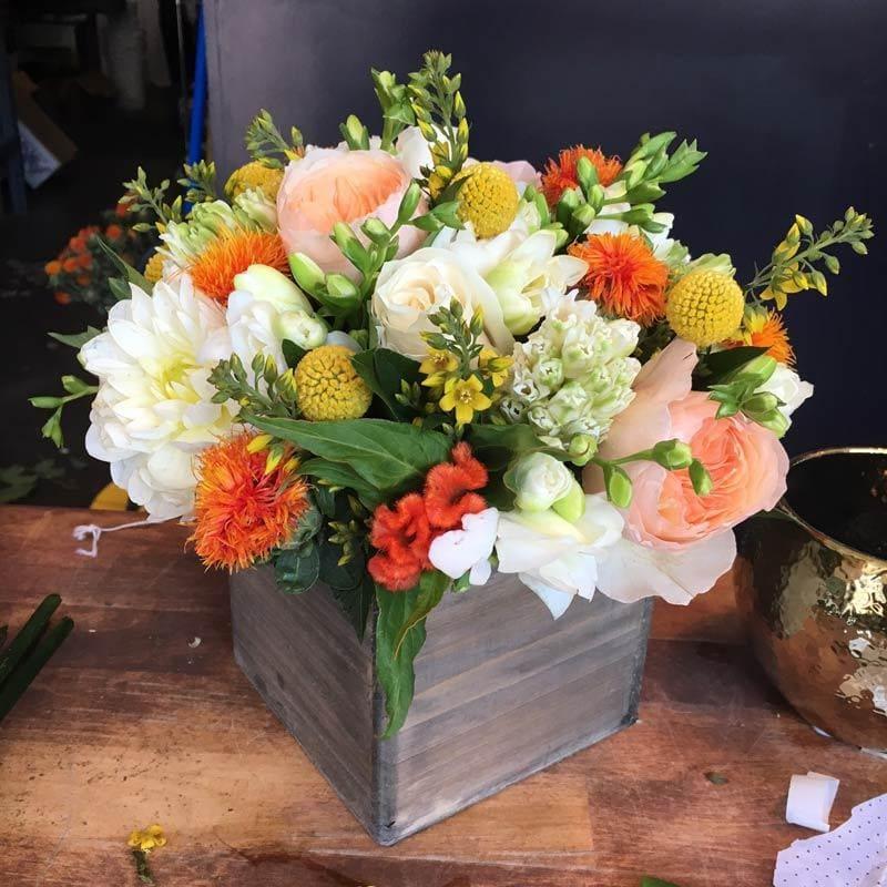 Julia Testa Manhattan Flower Delivery