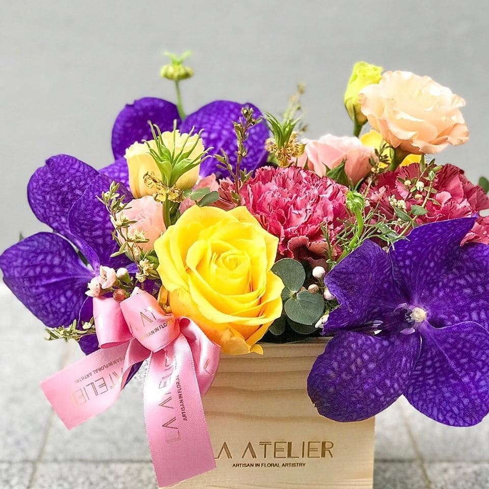 La Atelier Flower Delivery in Singapore