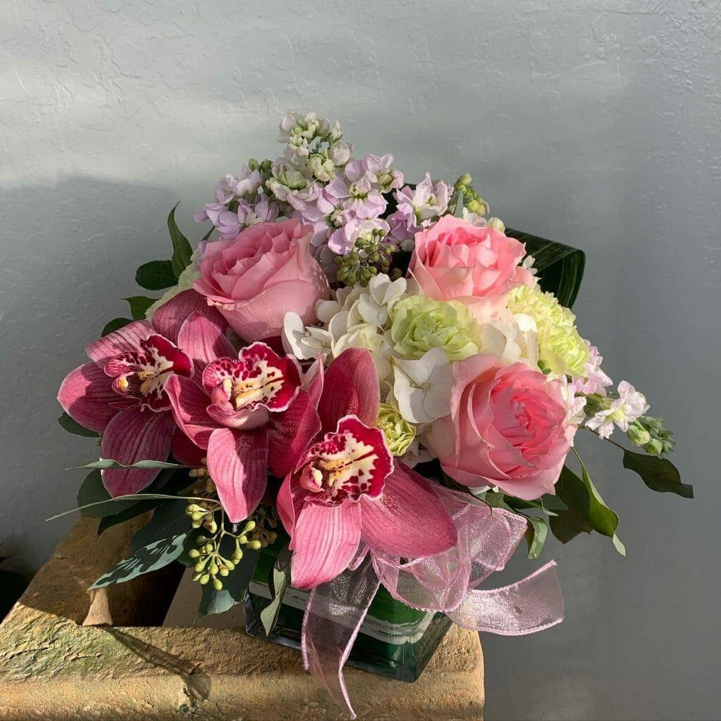 La Floriya Flower Shop in San Jose