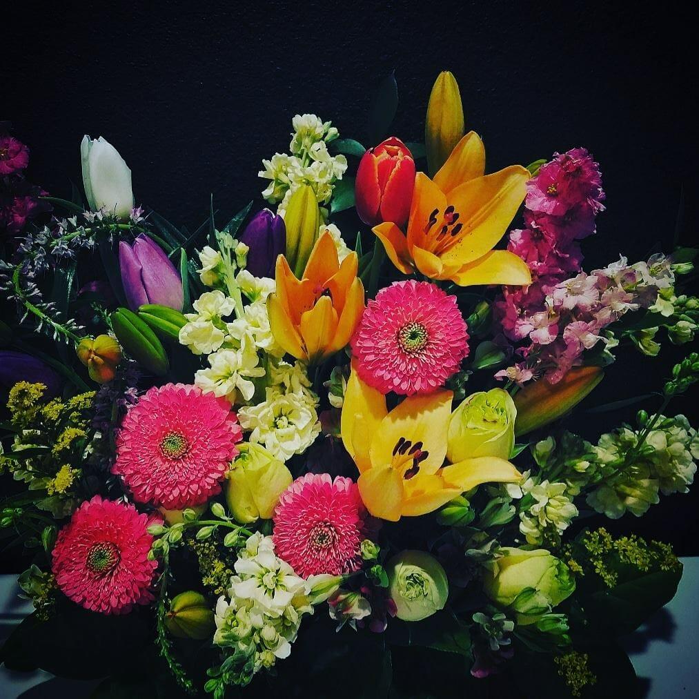 Le Botanique Flower Delivery in Portland Oregon